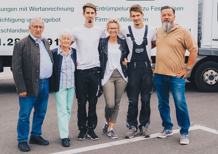 Deutsches Unternehmen für Seniorenumzüge in Duisburg
