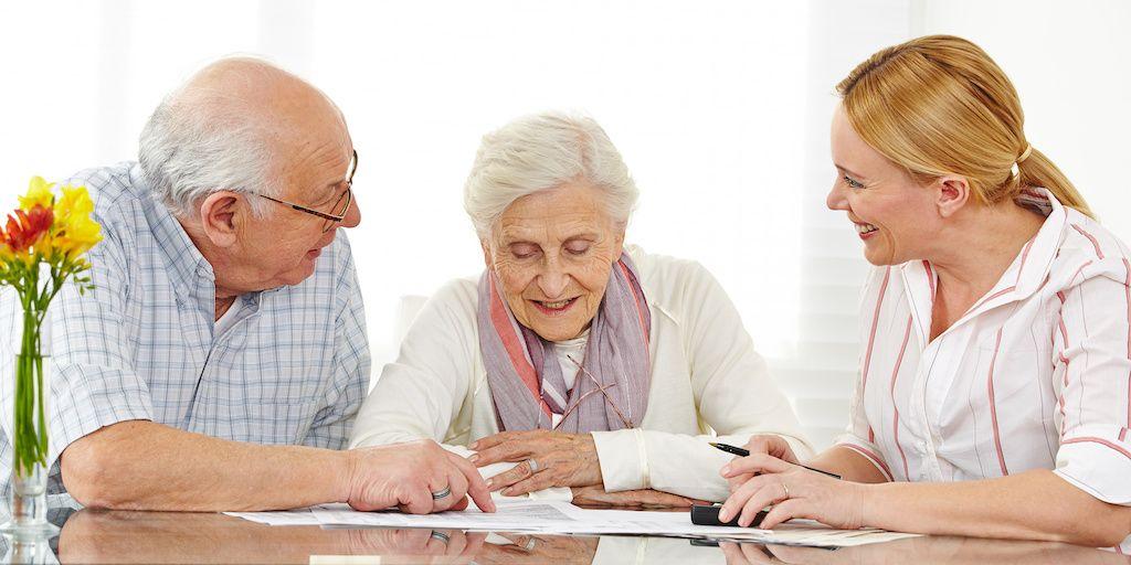 Seniorenumzug in Duisburg von den Steuern absetzen